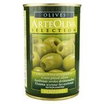 Arte Oliva With Salmon Pitted Green Olives 300g