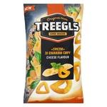 Снек кукурузный Treegls с сыром 150г