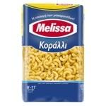 Макаронні вироби Melissa Ріжки з твердих сортів пшениці  500г