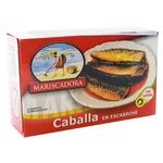 Mariscadora In Spanish Sauce Mackrel Can 125ml