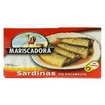 Mariscadora In Marinade Sardines Can 120ml