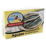 Mariscadora In Oil Garfish Can 125ml