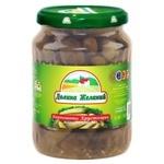Dolyna Bazhan Crispy Pickled Gherkins - buy, prices for Novus - image 1