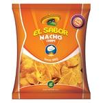 Чипсы El Sabor Nacho со вкусом барбекю 225г