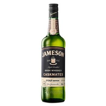 Виски Jameson Caskmates 40% 0,7л