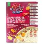 Сухой завтрак Healthy Generation воздушный амарантовый с чиа, курагой и изюмом 245г
