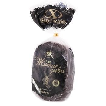 Хлеб Царь Хлеб Житнє Диво ржаной 400г - купить, цены на Novus - фото 1