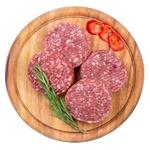 Chilled Beef Hamburger