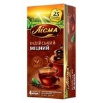 Lisma Indian Strong Black Tea 25pcs 1,8g - buy, prices for EKO Market - photo 1