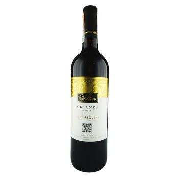 Вино Valtier Crianza Utiel-Requena красное сухое 13% 0,75л