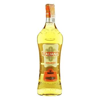 Вермут Italiana Orange сладкий 14.5% 1л