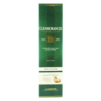 Віскі Glenmorangie Quinta 12 років 46% 0,7л - купити, ціни на Фуршет - фото 1