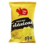 Чипсы El Gallo Rojo картофельные классические 160г