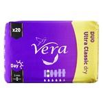 Прокладки гигиенические Vera Ultra Classic dry 20шт