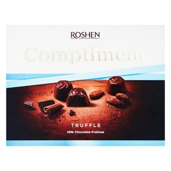 Конфеты Roshen Tibi Вишня 119г - купить, цены на Ашан - фото 1