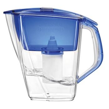 Bar'yer Hrand Filter jug Ultramarine - buy, prices for Novus - photo 1