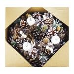 Koopman Decorative Christmas Wreath 26cm