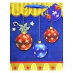 Пакет паперовий Happycom різдвяний XGBMB 18х22см - купити, ціни на Фуршет - фото 2