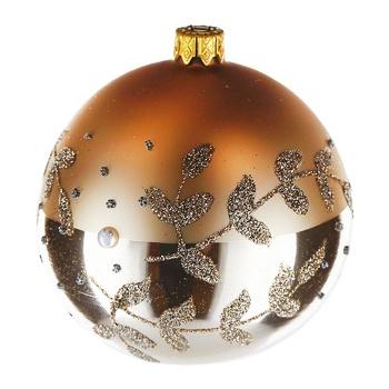 Koopman Christmas Ball 10cm in Assortment