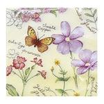 Серветки La Fleur Солодкий аромат двошарові 33x33см 15шт