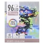 Гірлянда Koopman LED різнокольорова 96лампочек 7м гірлянда + 0,5м кабель