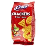 Крекер Croco со вкусом сыра 100г