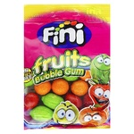 Fini Fruit Assorti Bubble Gum Candies 100g