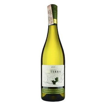 Octerra Chardonnay-Viognier Pays D'OC white semi-sry wine 13% 0,75l