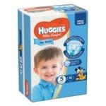Подгузники Huggies Ultra Comfort Мальчикам 5 12-22кг 15шт
