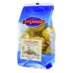 Макаронные изделия Dei Castello №100 гнезда тонкие 500г
