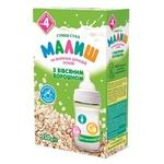 Malysh For Children From 4 Months With Oat Flour Dry Milk-Grain Mixture 350g