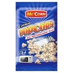 Попкорн McCorn З сіллю для мікрохвильовки 90г
