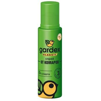 Спрей от комаров Gardex Classic 100мл