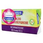 Масло LatteR солодковершкове безлактозне 82.5% 200г