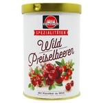 Schwartauer Wild Lingonberry Jam 330g