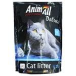 Наполнитель Animall для кошачьего туалета силикагель 3,8л