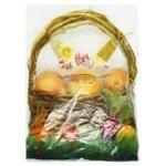 Лук Пан Овоч желтый репчатый фасованный Господин Овощ 1кг - купить, цены на Novus - фото 1