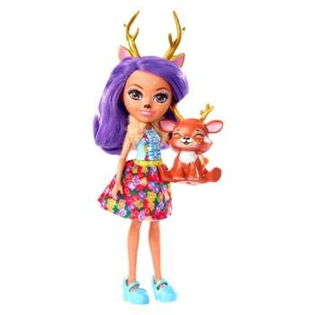 Лялька Enchantimals Danessa - купити, ціни на Novus - фото 1