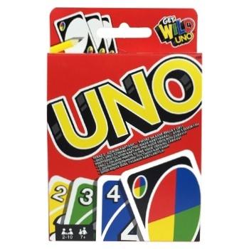 Гра настільная Uno - купити, ціни на Novus - фото 1