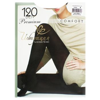 Колготи Інтуіція Comfort Premium жіночі бежеві 120ден 2р - купити, ціни на Novus - фото 1