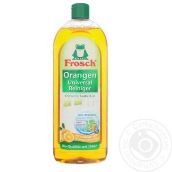 Средство для чистки Frosh Orangen универсальный 750мл - купить, цены на Novus - фото 1