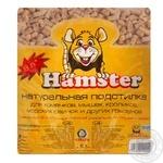 Підстилка Hamster Стандарт супергранули 2кг - купити, ціни на Ашан - фото 1