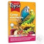 Topsi Super cocktail Food for Parrots 600g