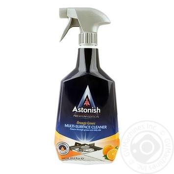 Очиститель универсальный Astonish с маслом апельсина 750мл - купить, цены на Восторг - фото 1
