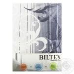 Комплект постельного белья Biltex Жаккард семейный 145х215см