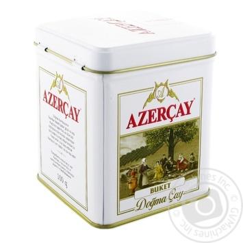Black pekoe tea Azercay Buket large leaf 100g - buy, prices for MegaMarket - image 1