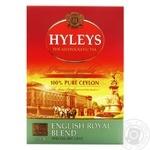 Hyleys English Royal Blend Black Tea - buy, prices for Novus - image 1
