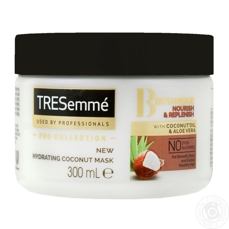 Купить 486, Маска для волос Tresemme Botanique Detox Увлажняющая 300мл