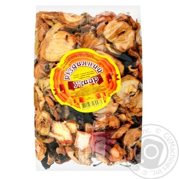 Смесь сушеных фруктов Олпак Рождественский узвар 250г - купить, цены на МегаМаркет - фото 1