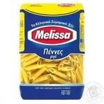 Макаронные изделия Melissa пенне ригате из твердых сортов пшеницы 500г